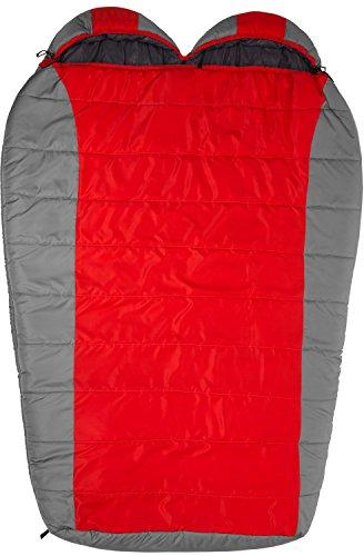 TETON Sports Tracker Double Sleeping Bag