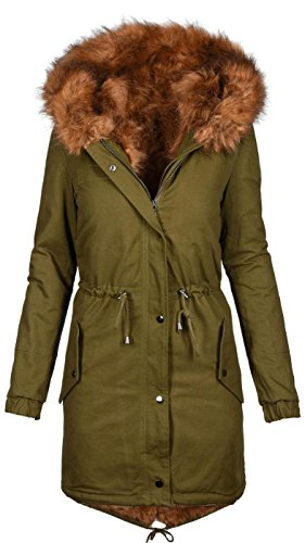 Basic amarillento Selection Giacca Donna Brands Verde Maniche Golden Lunghe q41FUZx