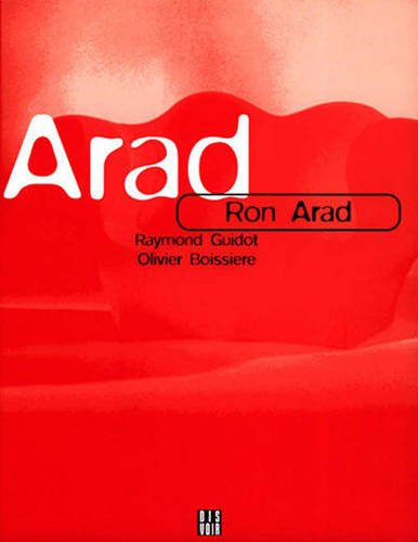 Ron Arad: Amazon.es: Guideo, Raymons, Boissiere, Olivier ...