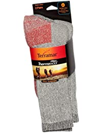 Thermal Crew Socks (2 Pack)