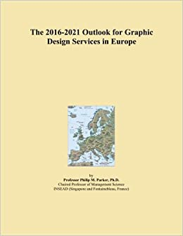 Book The 2016-2021 Outlook for Graphic Design Services in Europe