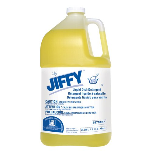 Diversey Jiffy Dishwashing Liquid (4/Carton) - BMC- DRK2979427 by Miller Supply Inc