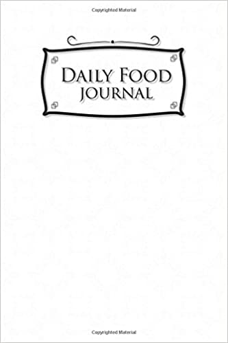 daily food journal bariatric food journal food diary log food