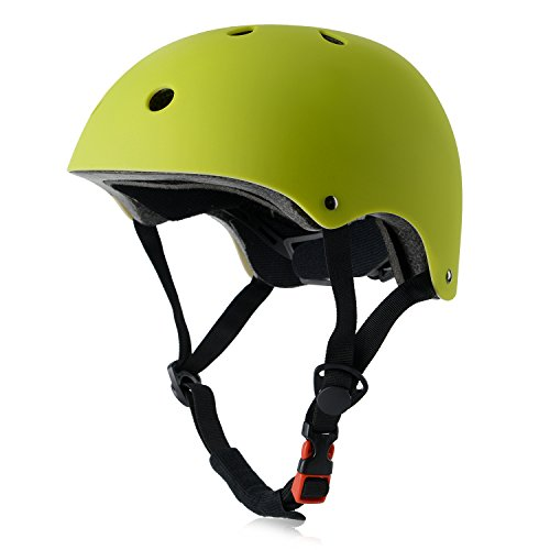 Ouwoer Kids Bike Helmet, CPSC Certified, Adjustable and Multi-Sport, from Toddler to Youth ()