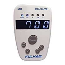 Fulham TPSB-100 Hand Held Remote Programmer - for use with Programmable Dimming LED Drivers