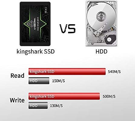 KingShark SSD 500GB SATA 2.5