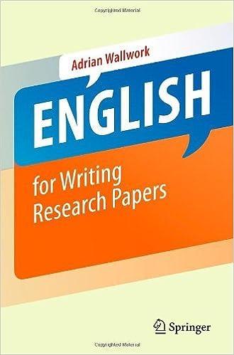 write a research paper