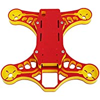 RaGG-e 200h Racing Frame Red-Yellow-Red