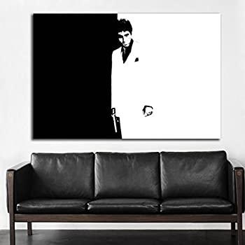 Amazon.com: #14 Poster Mural Scarface Mob Gangster 40x94 inch ...
