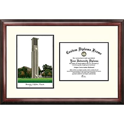 Image of Campus Images CA941V UC Riverside Scholar Diploma Frame, 8.5' x 11' Diploma Frames