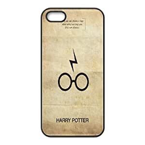 High Quality Phone Case For Apple Iphone 5 5S Cases -Harry Potter Series Pattern-LiuWeiTing Store Case 5