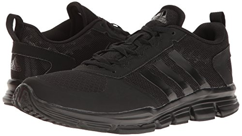 Adidas Performance Men's Speed 2 Cross-Trainer Shoe, Black/Black/Black, 9.5 M US