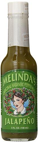 Melinda's Jalapeno Hot Sauce, 5 Ounce (Melindas Jalapeno)