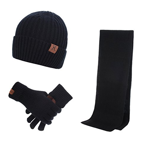 Cap Hat Scarf Set - 2