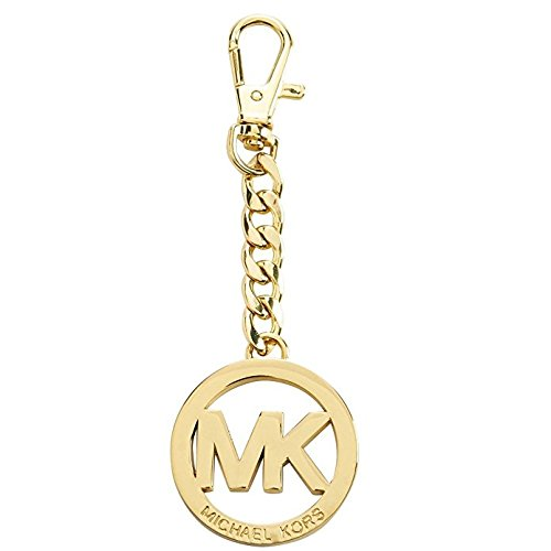 3c2bc9f6055f Michael Michael Kors MK Key Chain Handbag Charm Gold: Amazon.ca: Shoes &  Handbags