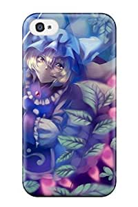 1453979K540236318 unicorn horse magical animal Anime Pop Culture Hard Plastic iPhone 4/4s cases by kobestar