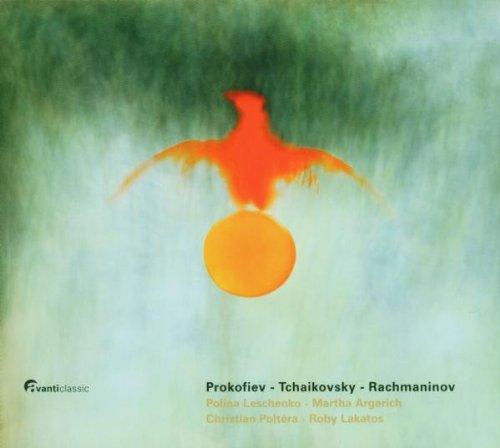 SACD : Polina Leschenko - Sonatas (Hybrid SACD)