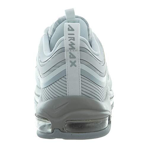UL Max Fitness Pure 97 Air '17 da Scarpe NIKE Platinum Multicolore Uomo Pure 008 White Platinum 54qtwU1x