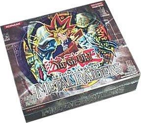 Yugioh Card Game - Metal Raiders European Edition Booster Box - 24P9C by Upper Deck