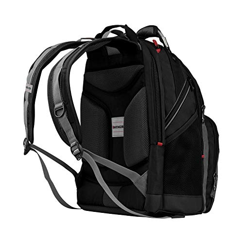 c309ac173e5 Wenger Synergy Backpack, Gray (GA-7305-14F00) - KAUF.COM is exciting!