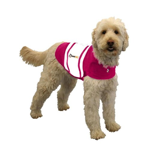 Thundershirt Dog Anxiety Wrap, Rugby Jacket