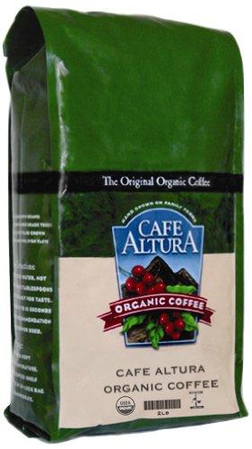 Cafe Altura Organic Sumatran Dark Roast