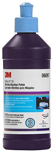 3M 06097 Perfect Itex Ultrafine Machine Polish  8 Oz