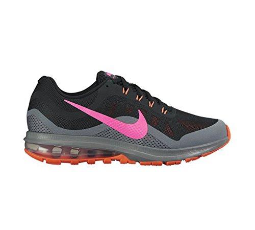 Nike Damen 852445-002 Turnschuhe Schwarz