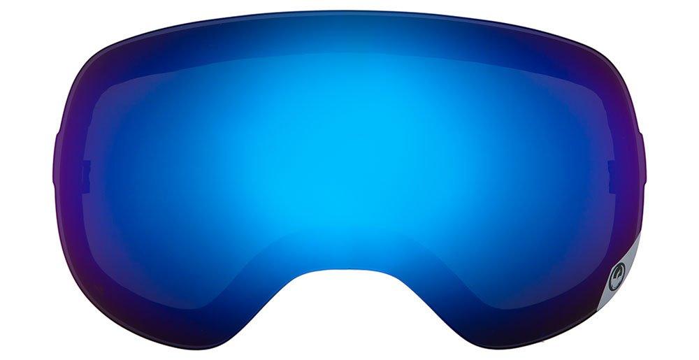 Dragon X2S Replacement Lens X2S / Polarized Flash Blue 25% VLT