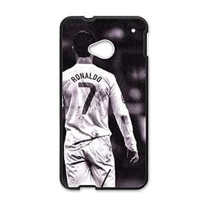 RHGGB Cristiano Ronaldo Phone Case for HTC One M7