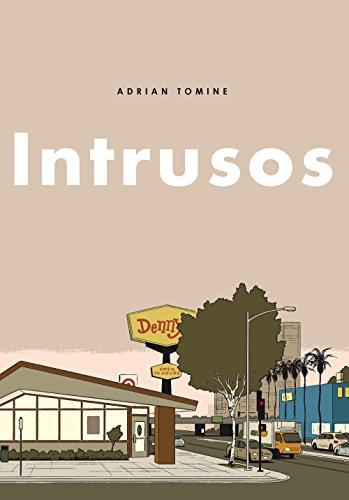 Descargar Libro Intrusos Adrian Tomine