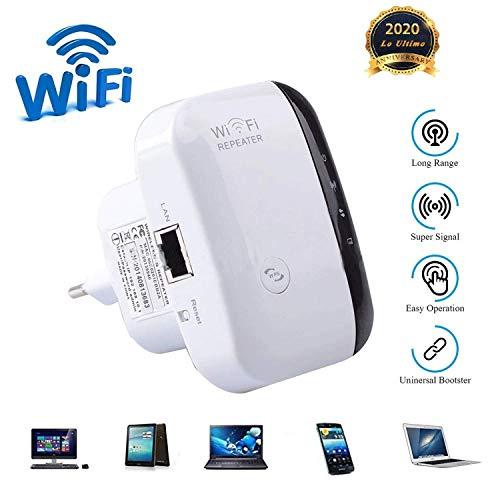 🥇 Repetidores con wps señal wifi doméstica