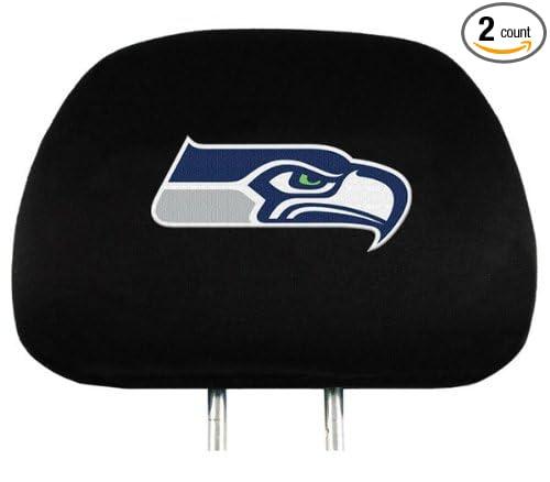 Seattle Seahawks Headrest Covers ProMark