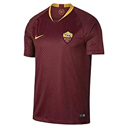 Nike - 2018/19 A.s. Romastadium Home - Maillots de Supporter - Homme
