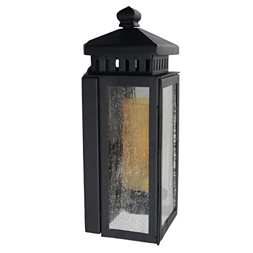 Half Lantern Outdoor Light