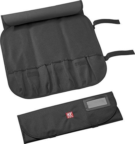Zwilling 35001600 Rolltasche, schwarz, 7 Fächer