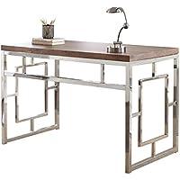 Steve Silver Company Alize Contemporary Desk, 47W x 24D x 30H
