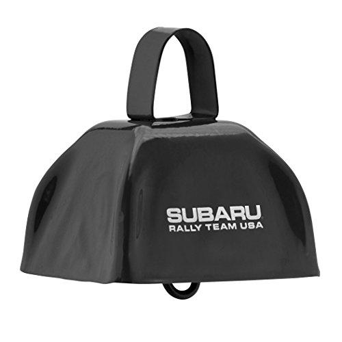 Genuine Subaru Rally Team USA Racing Metal Cow Bell