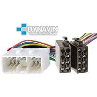 ISO-SUB.2000 - Conector iso universal para instalar radios