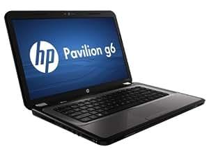 HP Pavilion G6-1213SS QG859EA - Ordenador portátil 15.6 pulgadas (4096 MB de RAM, 2400 MHz, 750 GB) - Teclado QWERTY español