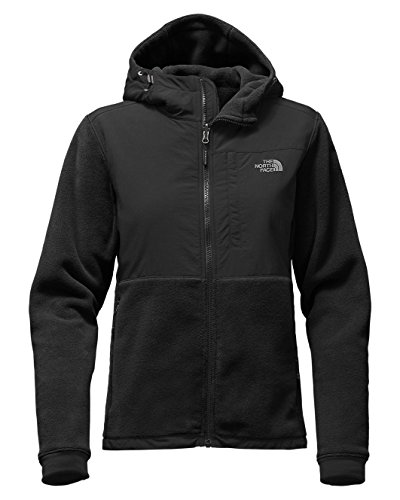 Ascent Jacket (The North Face Denali Hoodie Jacket - Women's TNF Black/TNF Black Large)