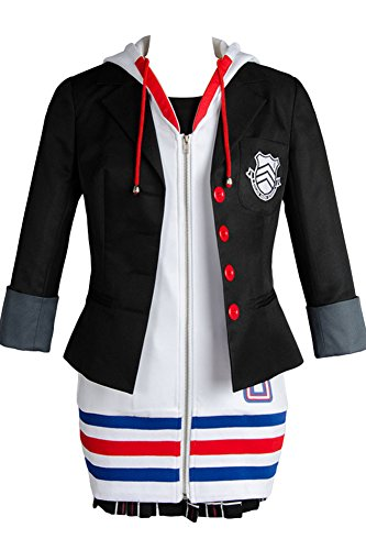 Cosplaysky Megami Tensei Persona 5 Costume Anne Ann Takamaki Outfit Medium