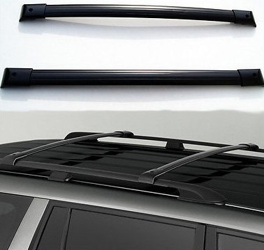 07-12 Acura MDX SUV OE Style Roof Rack Cross Bars Set Luggage Carrier Sport (LY6252D)