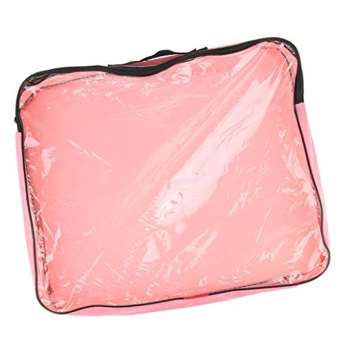 打ち負かす飢えた輝度F Fityle 防水 オックスフォード布 収納バッグ ハンドバッグ インライン/ローラースケートシューズ用 全3色