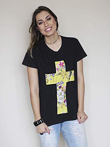 Camiseta Católica Cruz P