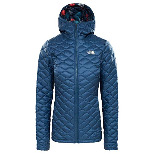 The Sudadera Womens Face North Wing Thermoball Capucha Con Blue zOznA7U