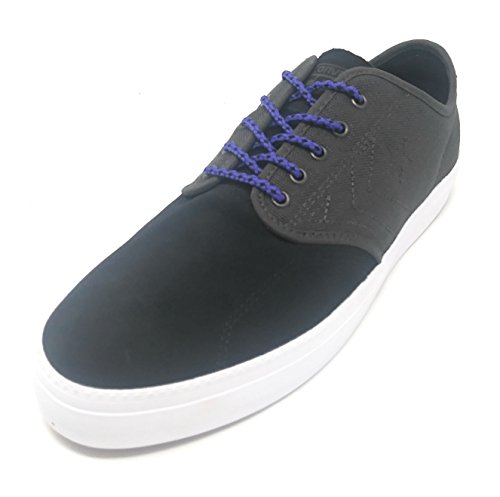 Converse Mens Cons Zakim Suede Ox Shoe Black/Cast Iron/Black 153726C (US - Converse Truck