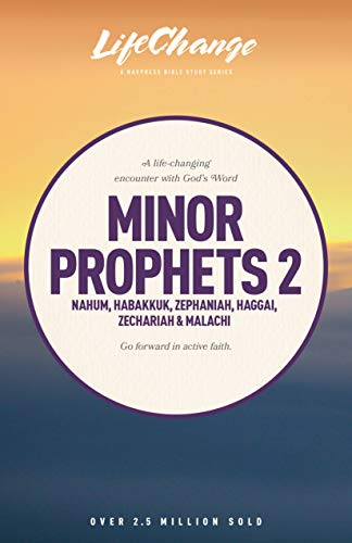 Pdf Bibles Minor Prophets 2 (LifeChange)