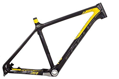 """Focus Raven 27.5"""" Black/Yellow Large Frame"""