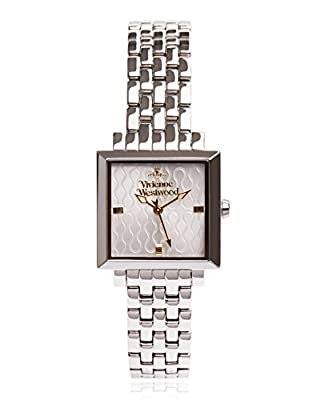 Vivienne Westwood Women's VV087SLSL Exhibitor Analog Display Swiss Quartz Silver-Tone Watch